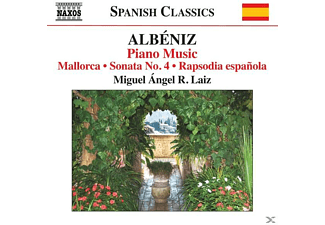 Miguel Angel R. Laiz - Klaviermusik Vol.8 - (CD)