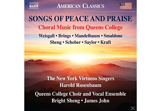 VARIOUS - Songs of Peace and Praise - (CD)