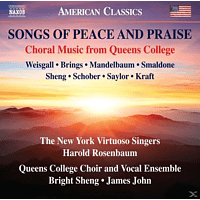 VARIOUS - Songs of Peace and Praise [CD]