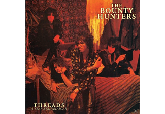 Dave & The Bounty Hunters Kusworth - Threads...A Tear Stained Scar - (Vinyl)