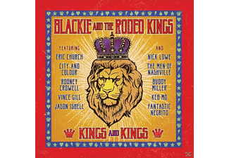 Blackie And The Rodeo Kings - Kings And Kings - (Vinyl)