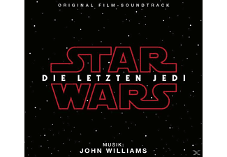 John Williams - Star Wars: Die Letzten Jedi (Deluxe Edt.) - (CD)