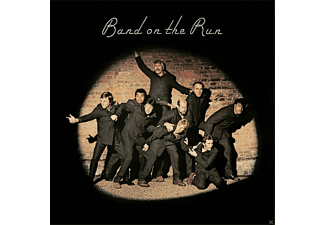 Paul McCartney & Wings - Band On The Run CD