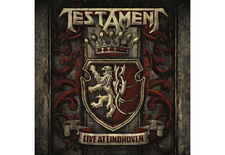 Testament - Live At Eindhoven - (CD)