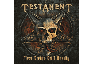 Testament - First Strike Still Deadly - (CD)