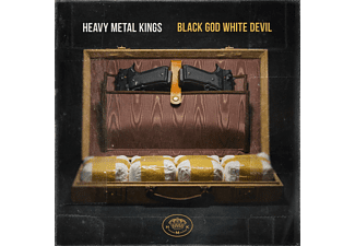 Heavy Metal Kings - Black God White Devil - (CD)