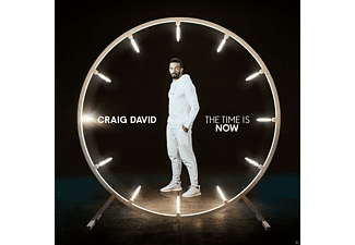 Craig David - The Time Is Now - (CD)