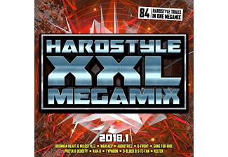 VARIOUS - Hardstyle XXL Megamix Vol.2 - (CD)