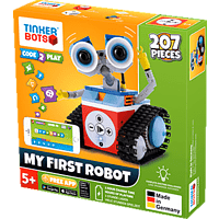 TINKERBOTS Tinkerbots My first Robot Set Baukastensystem, Mehrfarbig