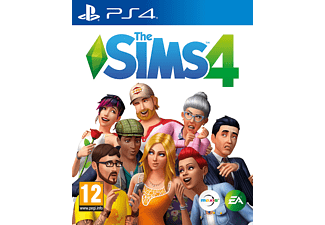 EA PS4 The Sims 4