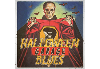 VARIOUS - Halloween Garage Blues - (CD)