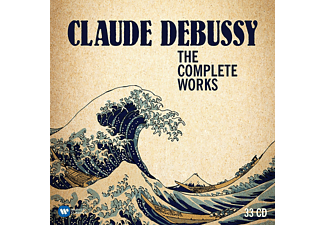 VARIOUS - Debussy: The Complete Works - (CD)