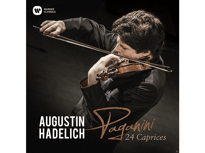 Augustin Hadelich - Paganini 24 Caprices [CD]