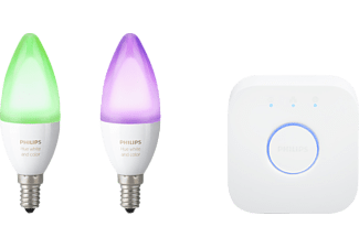 Hue Lampen E14 : Philips hue white color ambiance led leuchtmittel inkl