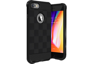 BUFF iPhone 8 Black  ARMOR Telefon Kılıfı