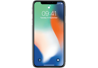 APPLE iPhone X 256GB Silver Akıllı Telefon