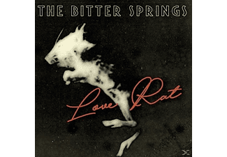 The Bitter Springs - love rat / less than love - (Vinyl)