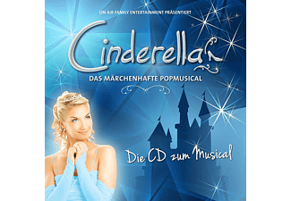 Loona, Fairytale Solists - Cinderella-Das Märchenhafte Popmusical - (CD)