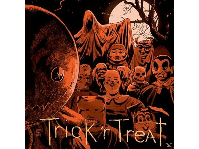 Douglas Pipes - Trick 'r Treat (Picture Disc) [Vinyl]