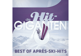 VARIOUS - Die Hit Giganten Best Of Après Ski Hits - (CD)