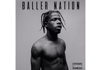 Marty Baller - Baller Nation (Ltd.180g/Colored Vinyl) - (Vinyl)