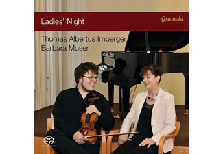 Thomas Albertus Irnberger, Barbara Moser - Ladies' Night - (SACD Hybrid)