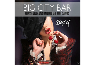 VARIOUS - Big City Bar-Best Of (38 Bossa Soul & Jazz Flavour - (CD)