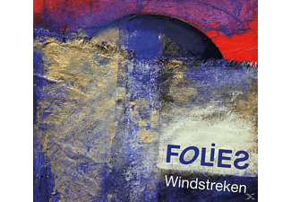 WINDSTREKEN W. NICOLE JORDAN & LEONARD EVERS - Folies - (CD)