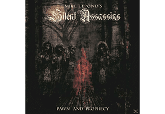 Mike Lepond's Silent Assassins - Pawn And Prophecy - (CD)