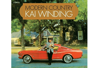 Kai Winding - Modern Country+The Lonely One - (CD)