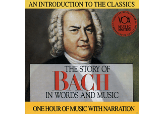 Hannes/Lautenbacher/Mainz - Bach: Story in Words & Music - (CD)