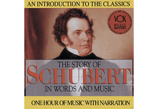 Philharmonia Hungarica Orchester - Schubert: Story in Words & Music - (CD)