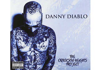 Danny Diablo - The Crackson Heights Project - (CD)