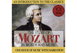 Hannes/Mainz CO/Kehr - Mozart: Story in Words & Music - (CD)