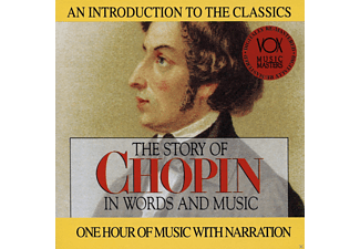 Hannes/Haebler - Chopin: Story in Words & Music - (CD)
