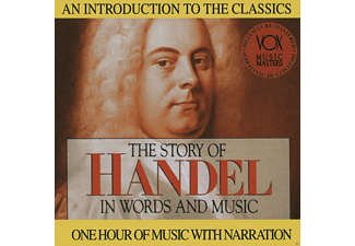 Hannes/Chicago CO/Kober - Handel: Story in Words & Music - (CD)