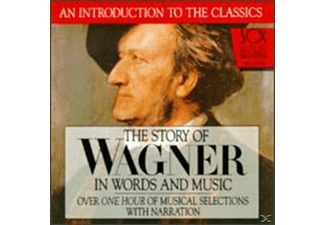 Hannes/Bamberg/Swarowsky - Wagner: Story in Words & Music - (CD)