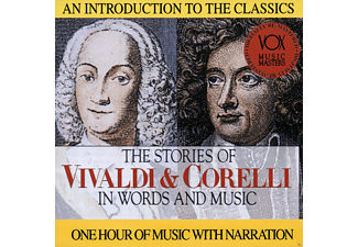 Hannes/Lautenbacher/WCO - Vivaldi,Corelli: Story in Words & Music - (CD)