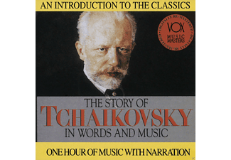 Hannes/Vienna SO/Remoortel - Tchaikovsky: Story in Words & Music - (CD)
