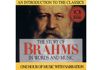 Hannes/Bamberg SO/Perlea - Brahms: Story in Words & Music - (CD)
