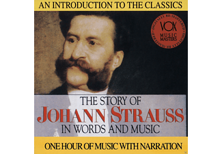 Hannes/Eduard Strauss Orch. - Strauss,J: Story in Words & Music - (CD)