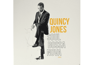 Quincy Jones - Soul Bossa Nova - (Vinyl)