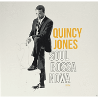 Quincy Jones - Soul Bossa Nova [Vinyl]