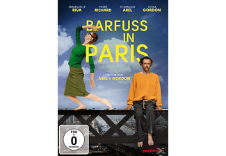 Barfuß in Paris - (DVD)