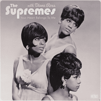 The Supremes, Diana Ross - Your Heart Belongs To Me [Vinyl]