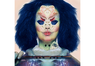 Björk - Utopia (Jewel Case) (CD)