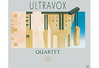 Ultravox - Quartet (2017 Edition) - (CD)