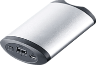 XLAYER PLUS Powerbank 5200 mAh Silber