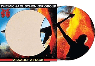 Michael Schenker Group - Assault Attack - (Vinyl)