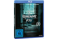 I remember you ... [Blu-ray]